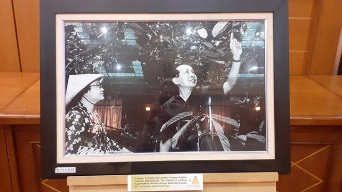 Arsip Soeharto dan Ibu Tien