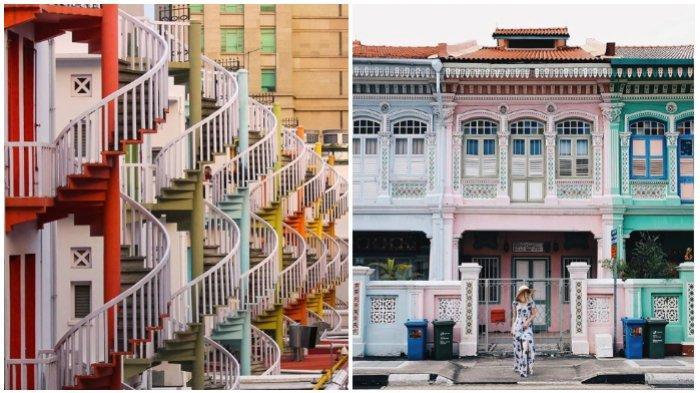 Arsitektur unik di Singapura yang banyak dikunjungi pemburu foto Instagramable