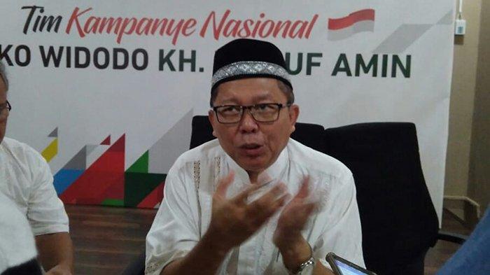 BBM Batal Naik, TKN Jokowi-Ma'ruf: Kubu Prabowo-Sandi Kecewa Tak Dapat Bahan Besar Untuk Digoreng