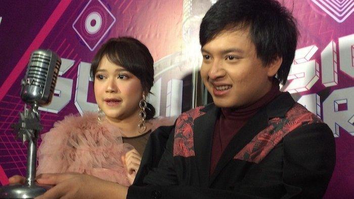 Arsy Widianto dan Brisia Jodie Raih Penghargaan SCTV Music Awards 2019 Kalahkan Rizki Febian