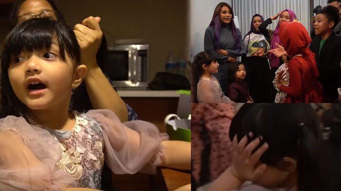 Alasan Arsy menangis di ulang tahun Atta Halilintar