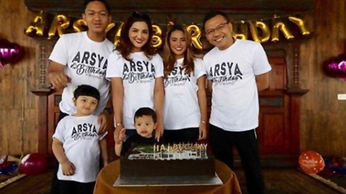 Meriahnya Pesta Ulang Tahun ke-2 Arsya Hermansyah di Plataran Bromo, Yuk Intip Foto-fotonya