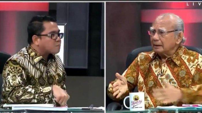 Viral Usai Bentak Emil Salim, Ternyata Begini Sikap Arteria Dahlan ke Sang Profesor Usai Mata Najwa