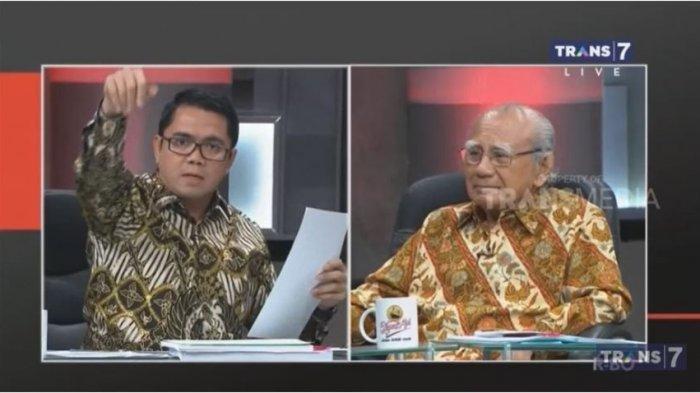 Arteria Dahlan vs Emil Salim di Mata Najwa, Emil: Banyak Ketua Partai Ditahan, Apa Itu Bukan Bukti.