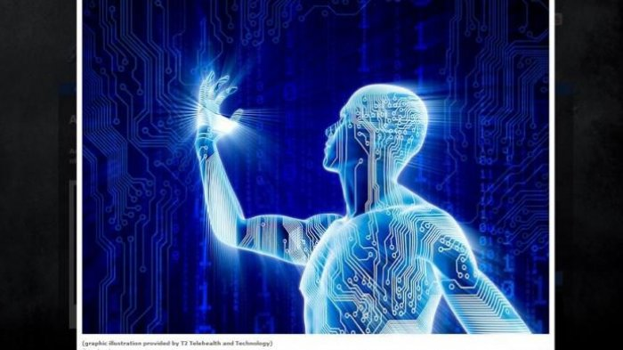 Industri AI Tiongkok Diproyeksikan Bernilai USD 30 Miliar Di 2022