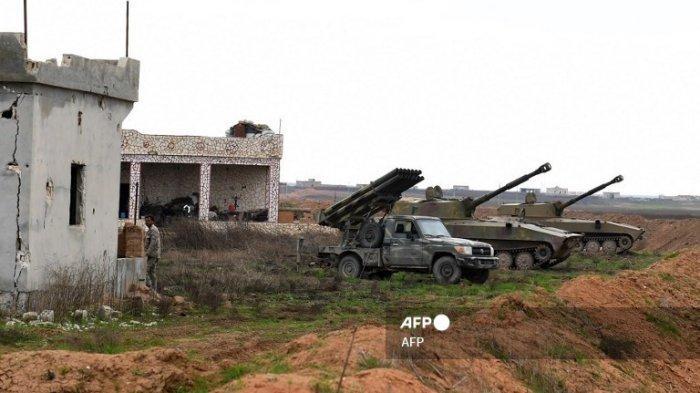 5 Roket Hantam Pangkalan Udara Irak, 2 Tentara Terluka