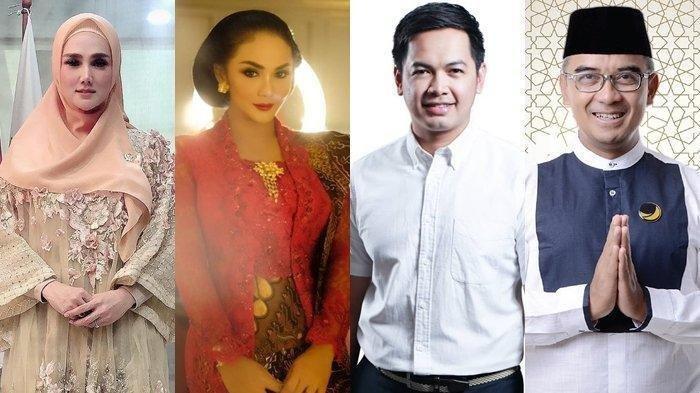 Mulan, Krisdayanti, Tommy Kurniawan, Farhan
