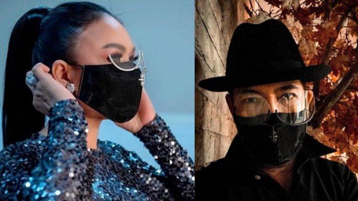 Selama Pandemi Masker Wajah Wajib Jadi Outfit , Gaya Masker Fashionable Trennya Tak Akan Mati