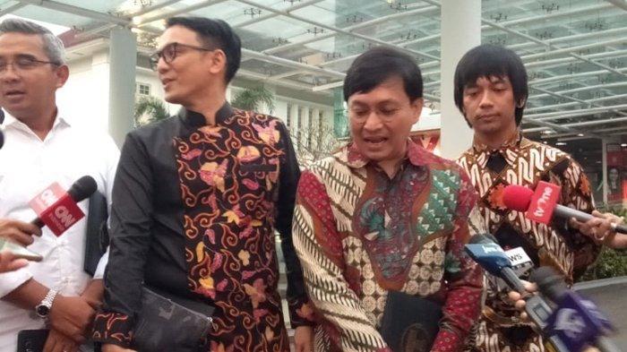 Ketika Presiden Jokowi Undang Artis dan Musisi ke Istana, Ngobrol Santai dan Singgung Dana Abadi