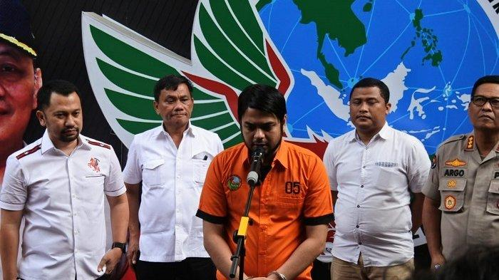 Artis Rio Reifan diserahkan ke Rumah Sakit Ketergantungan Obat (RSKO) Cibubur, Jakarta Timur sejak hari ini (4/9/2019).