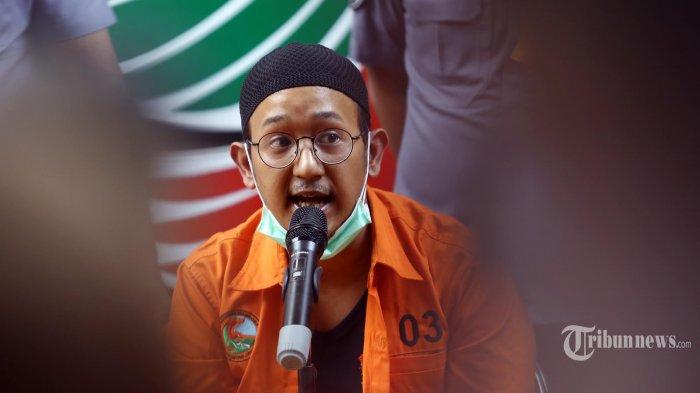 Rifat Umar Bersyukur Polisi Menangkapnya