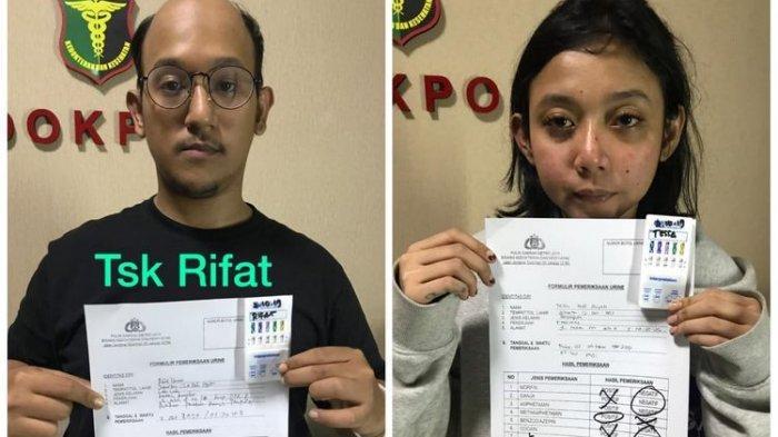 Hasil Dites Urine, Rifat Umar Positif Gunakan Narkotika