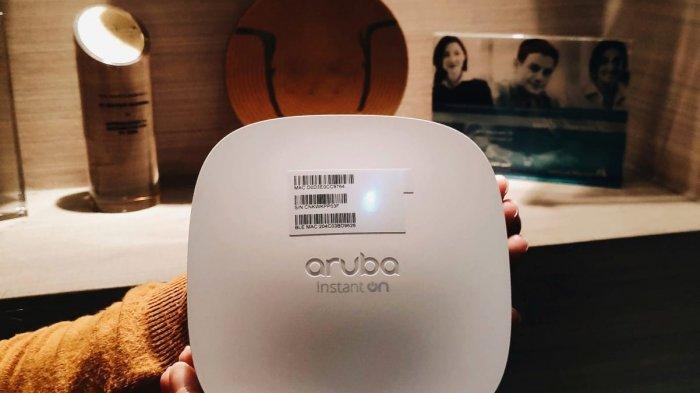 Aruba Tambahkan WiFi 6 di AP Instant On Series