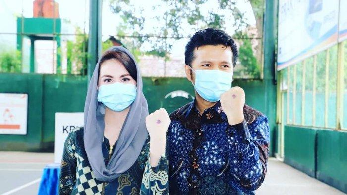 Kini Tinggal di Surabaya, Arumi Bachsin dan Suami Rela ke Trenggalek Demi Gunakan Hal Pilih Pilkada