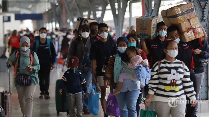 Larangan Mudik Berakhir, Jasa Marga Catat 427 Ribu Kendaraan Kembali ke Jakarta dan Sekitarnya