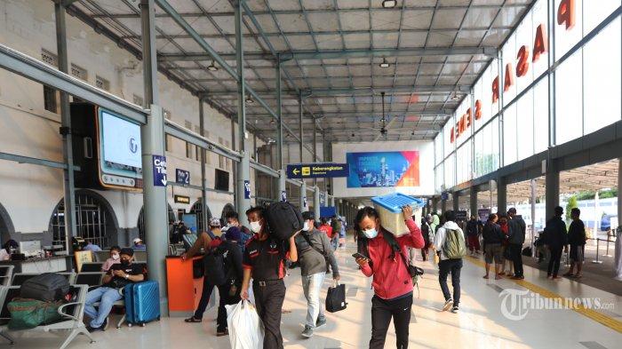 Penumpang KA di Stasiun Gambir dan Pasar Senen Bisa Ikut Vaksinasi Covid-19, Apa Saja Syaratnya?