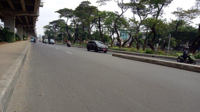 Hari Kedua Setelah Libur Lebaran, Situasi Lalu Lintas di DKI Jakarta Masih Lancar