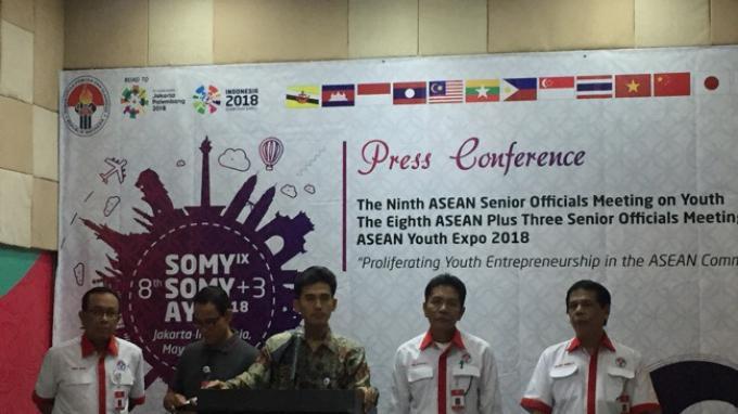 Indonesia Jadi Tuan Rumah ASEAN SOMY