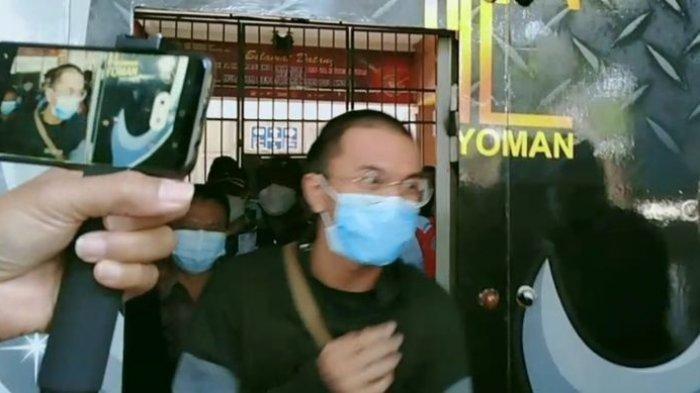 Cerita Lengkap Asep Si Pemilik Kedai Kopi di Tasikmalaya Dipenjara 3 Hari Karena Langgar PPKM