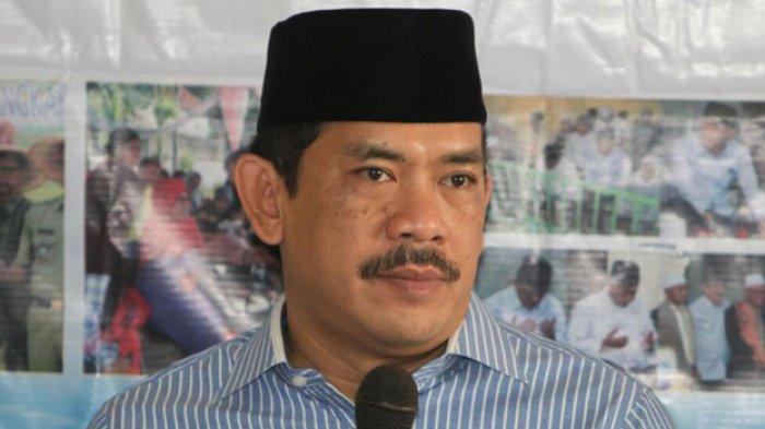 Anggota DPRD Jabar dari Fraksi Demokrat Asep Wahyuwijaya