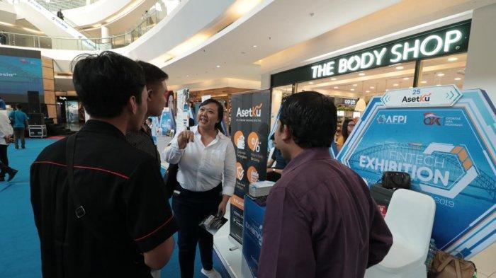 Asetku Turut Aktif Berpartisipasi dalam 'Fintech Exhibition 2019' di Samarinda