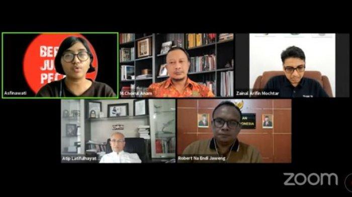 Pemecatan Pegawai KPK, YLBHI Tunggu Kewenangan Presiden Sebelum Ambil Langkah Hukum