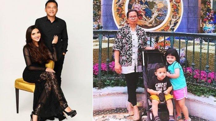 Anang dan Ashanty Punya Julukan Baru dari Asistennya Gara-gara Manggung Sambil Momong Anak-anaknya