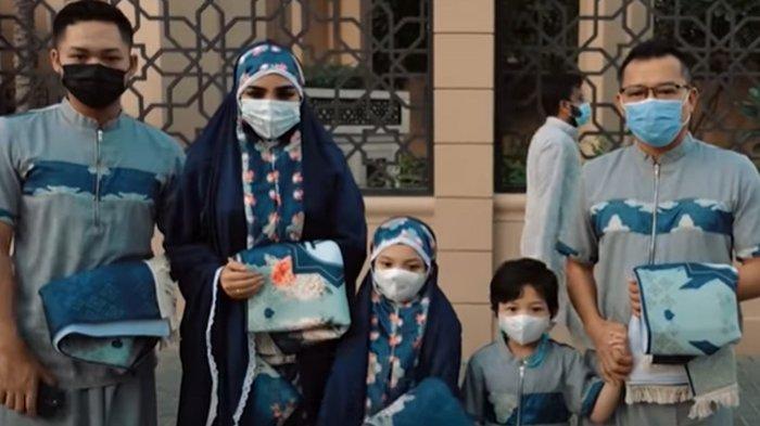 Azriel dan Anang Hermansyah Dilarikan ke Rumah Sakit, Ashanty: Harus Kuat