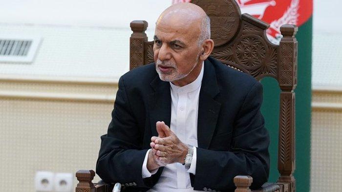 Akun Facebook Eks Presiden Afghanistan Diretas, Postingan Pesannya Dukung Taliban