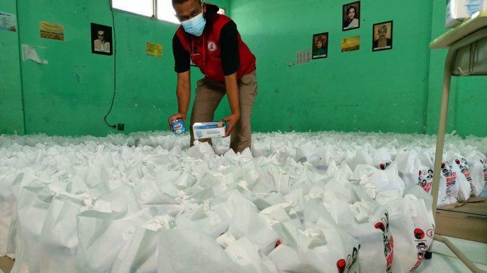Sambangi Masyarakat Terdampak Covid-19, TMP Bagikan 1.000 Paket Sembako di Jabodetabek