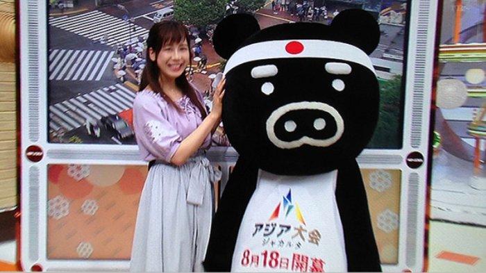 Logo dan Karakter Ala Jepang Asian Games Mulai Dipromosikan Media TV TBS