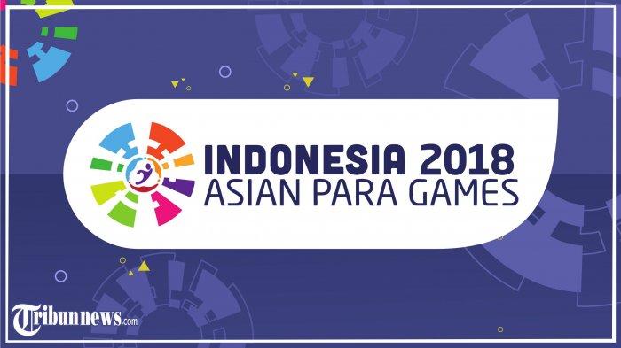 Jadwal Pertandingan Tim Indonesia di Asian Para Games Hari Terakhir, Sabtu 13 Oktober 2018