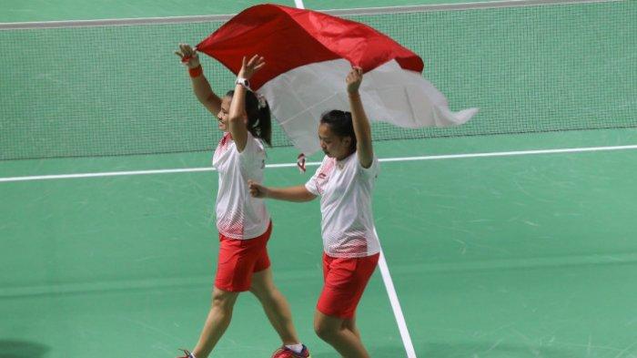 Asian Para Games 2018, Ganda Putri Leani/Sadiyah Raih Emas Usai Kalahkan Wakil China