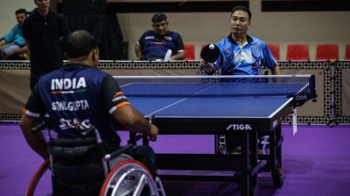 Asian Para Games, Dua Penyebab China Dominasi Perolehan Emas Tenis Meja