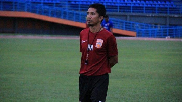 Laga Kontra Bali United Jadi Ujian Sesungguhnya Bagi Borneo FC Kata Ahmad Amiruddin