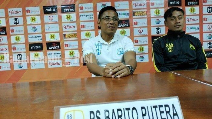 Pasca Sembuh dari Covid-19, Asisten Pelatih Barito Putera Kembali Jalani Pemeriksaan