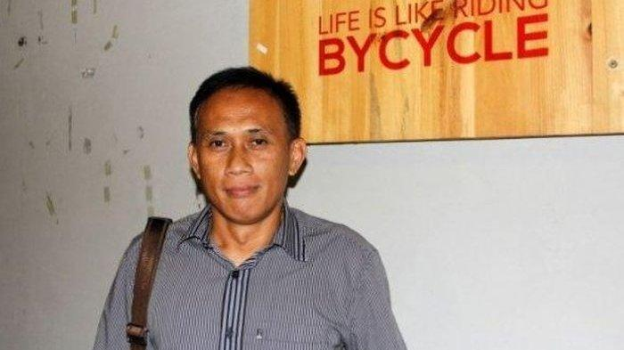 Asisten pelatih PSIS Semarang, Widyantoro.