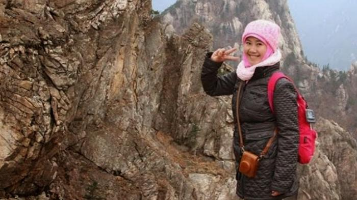 Orang Bilang, Wanita Backpacker Identik Tomboy, Tapi Asma Nadia Identik Dengan Hijab Traveler