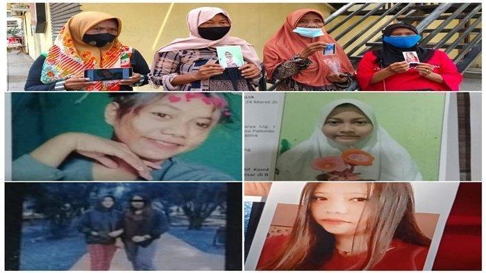 Dilaporkan Hilang, Empat Cewek ABG Asal Palembang Malah Muncul di Facebook, Diduga Berada di Padang