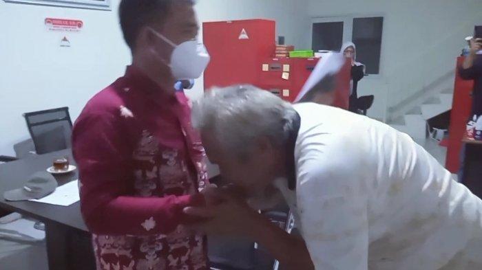 Seorang Penjaga Kantor Camat Nekat Curi Beras Jatah ASN, Ngaku untuk Makan Anak dan Istri