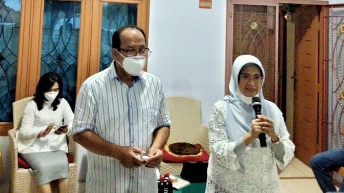 Calon Wali Kota Pematangsiantar Terpilih Asner Silalahi Meninggal Karena Covid-19