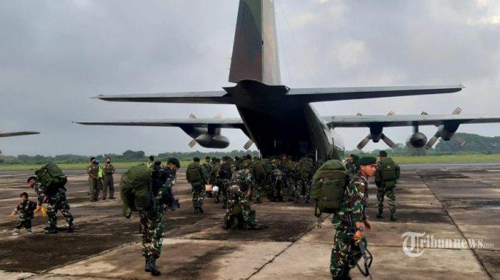 Panglima TNI: Pengamanan di Wilayah Rawan Konflik di Papua Berjalan Baik