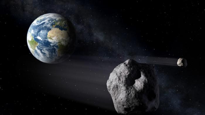 Benda Langit 2020 SO Bergerak Mendekati Bumi, Dikatakan Itu Bukan Asteroid