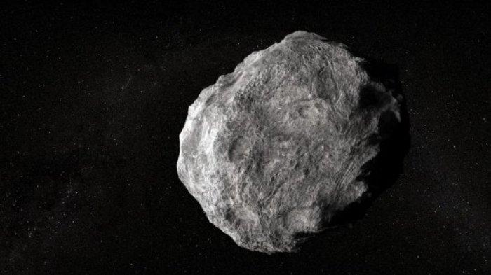 NASA dan ESA masih terus melacak asteroid.