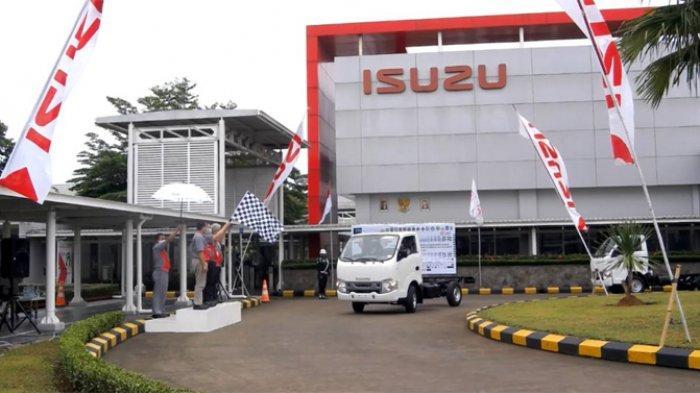 Jelang Akhir Tahun, Perusahaan Otomotif Grup Astra Ekspor ke Pasar Global