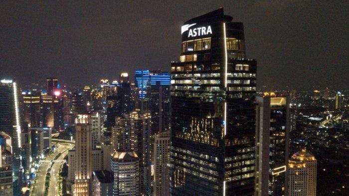 Gelar RUPST, Astra International Bagi Dividen Rp 114 Per Saham dan Rombak Komisaris