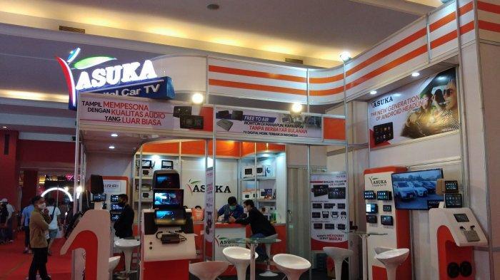Asuka Car TV Tawarkan Diskon 40 Persen di IIMS Hybrid 2021