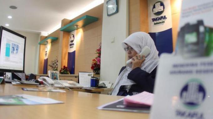 Wow, Sampai Bulan November Aset Industri Asuransi Syariah Tembus Rp 32,5 Triliun