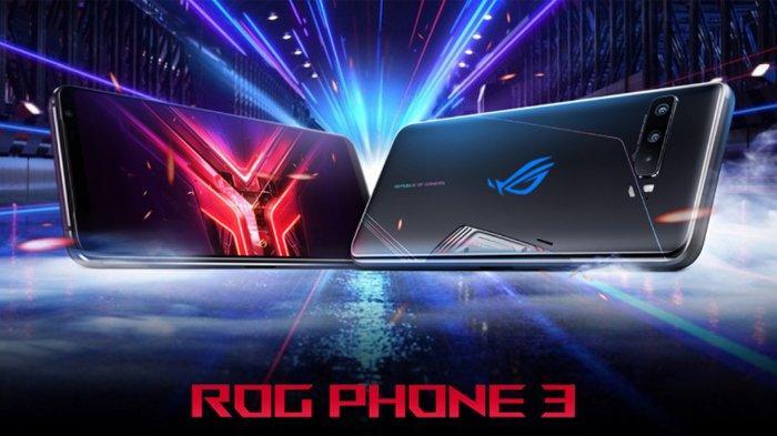 Harga dan Spesifikasi Asus ROG Phone 3 di Indonesia, Ponsel Gaming dengan Snapdragon 865+