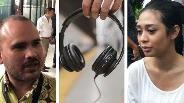 Asyik pakai headset, Arya Claproth terancam jadi tersangka kematian putrinya sendiri